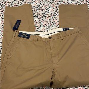 Men's Polo khakis
